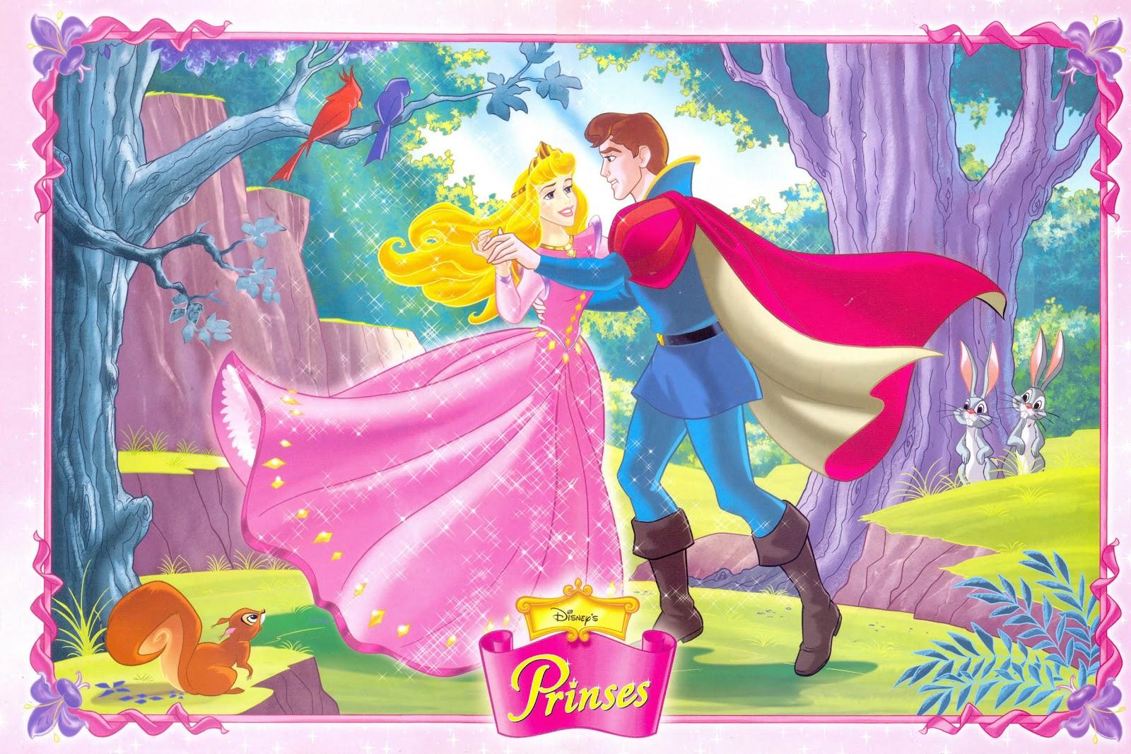disney couple prince philip amp princess aurora dancing