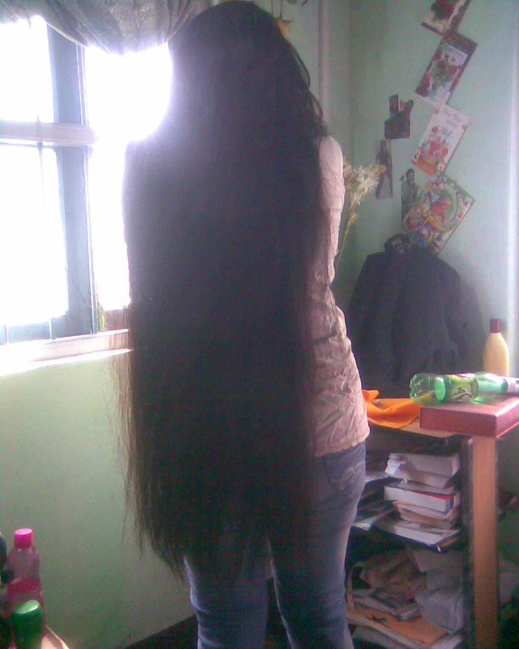 Long Hair Girls Photos Collection May 2013