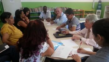 Moradores de São Sebastião apresentam demandas ao DFTrans