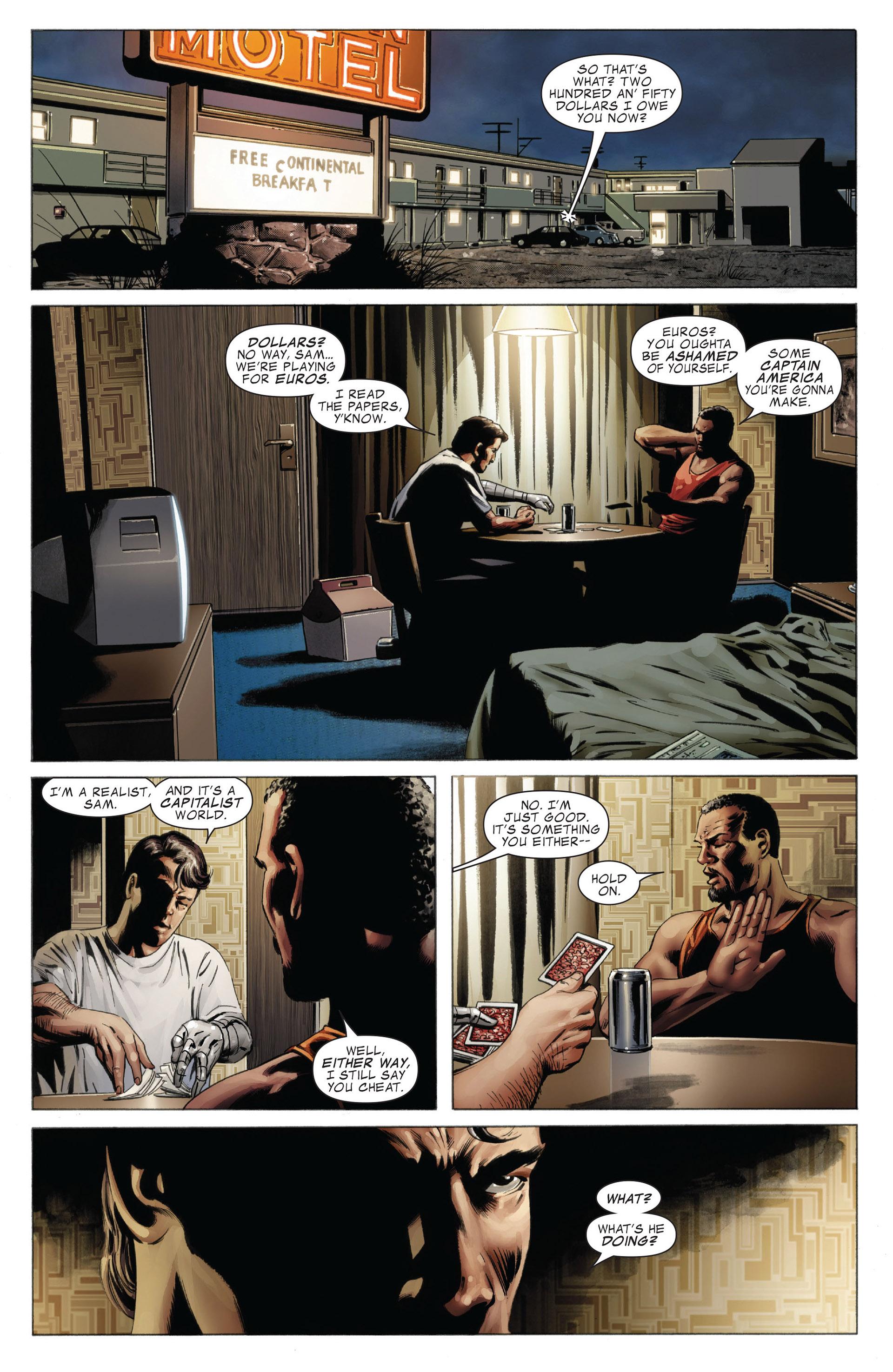 Captain America (2005) Issue #41 #41 - English 3