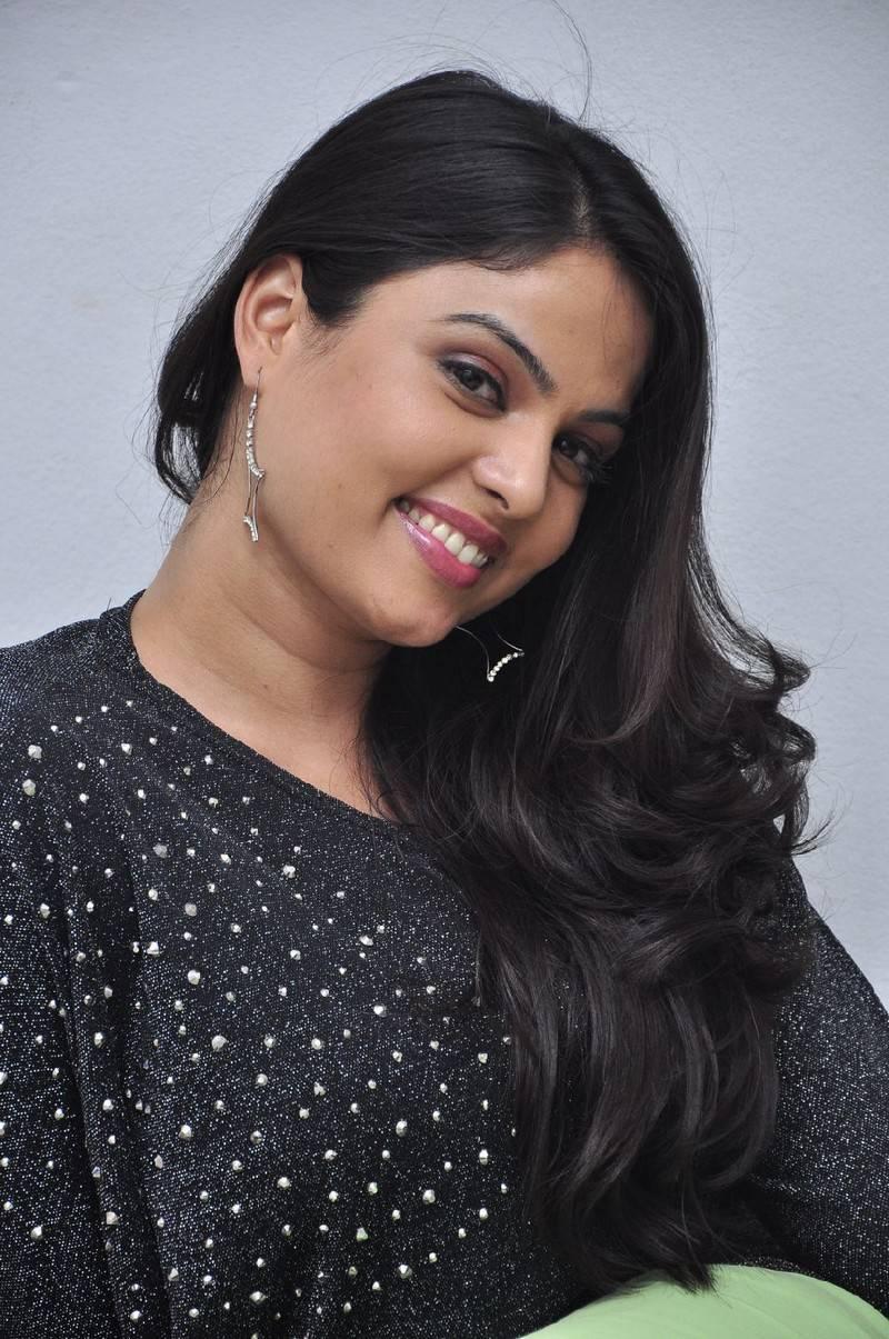 Chitralekha Super Sexy Stills At Oh My God Audio Launch