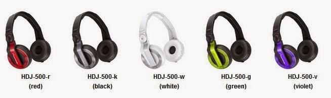 headphone buat dj merk hdj 500 pioneer