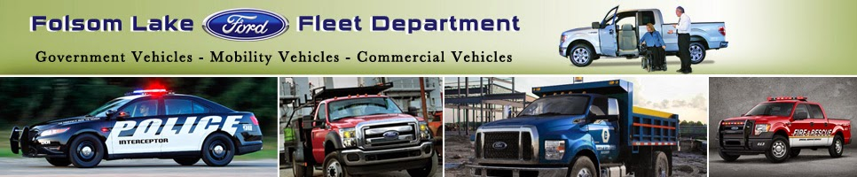 Folsom Lake Ford Fleet Dept