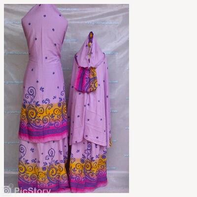 Mukena Bali Couple : MBC-071