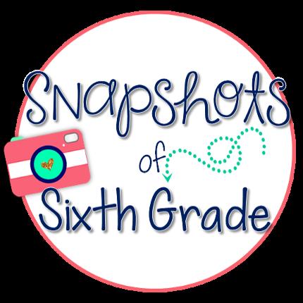 Snapshots of Sixth Grade