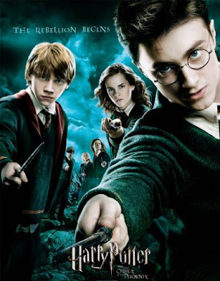Serial Urutan Film Harry Potter 5