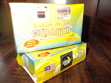 SABUN IHRAM RM 7.00 ETC