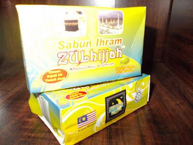 SABUN IHRAM RM 7.00 ETC