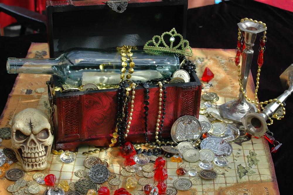 Decoración de Fiesta Temática de Piratas