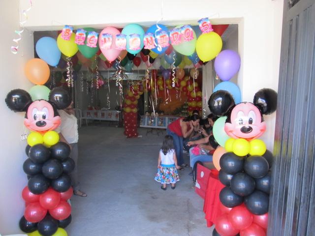 Mickey Mouse Decoraciones Para Fiestas ~ Related image with Decoraciones Globos Mickey Mouse Kamistad Celebrity