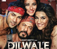 Dilwale Overseas & Worldwide Box Office Collections