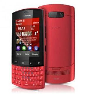 Spesifikasi Dan Harga HP Nokia Asha 303
