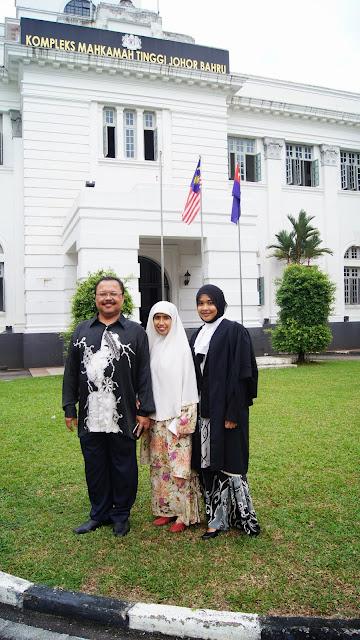 Long Call Mahkamah Tinggi Johor Bahru
