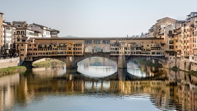 Ponte Vecchio :: Canon EOS5D MkIII | ISO100 | Canon 24-105@65mm | f/7.1 | 1/100s