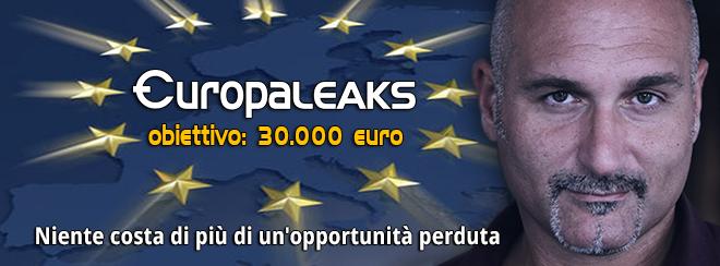CAMPAGNA EUROPELEAKS: IN QUESTA EUROPA DI POPOLI MANCANO I POPOLI.