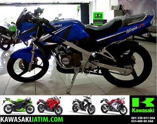 ninja 150R Blue