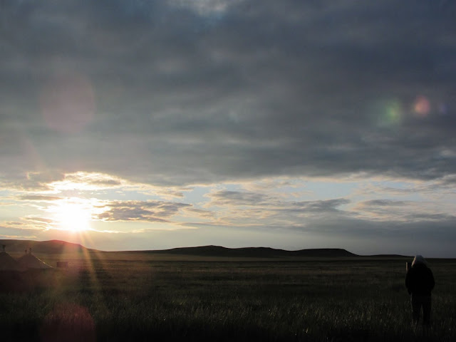 Рассвет несет новый день