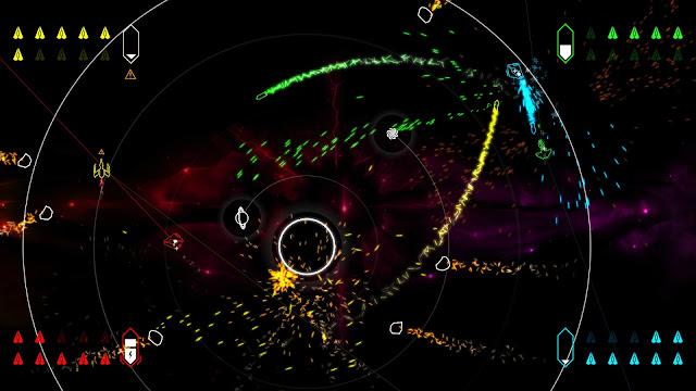 Machaca a tus amigos en Orbit, un nuevo shooter arcade con alma multijugador