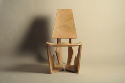 unique easy chair