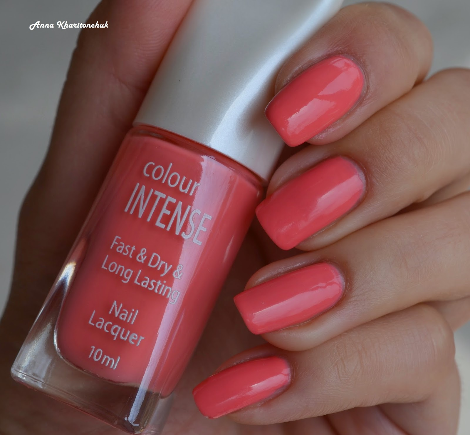 Colour Intense Fast&Dry&Long Lasting # 040