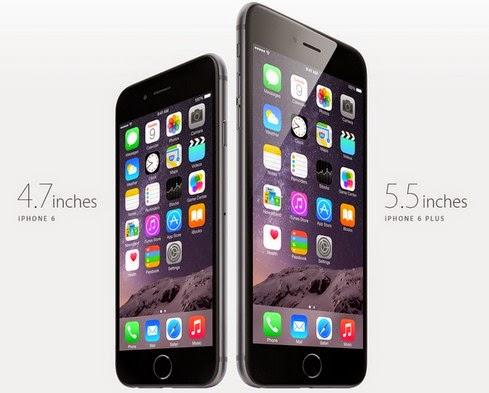 Harga Resmi iPhone 6 dan 6 Plus di Indonesia