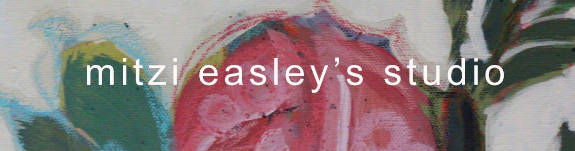 Mitzi Easley's Studio