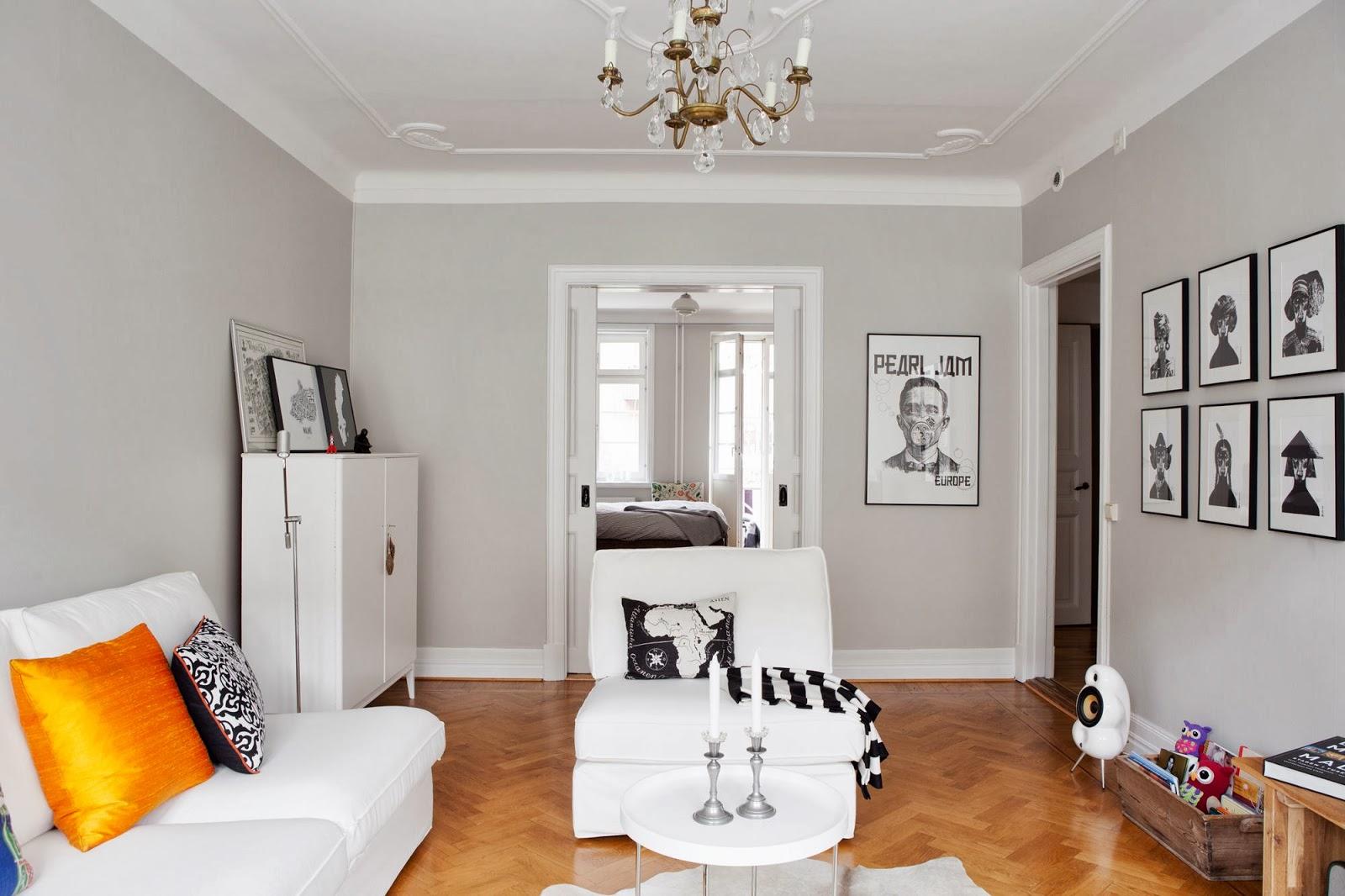 d couvrir l 39 endroit du d cor gris blanc tout simplement. Black Bedroom Furniture Sets. Home Design Ideas