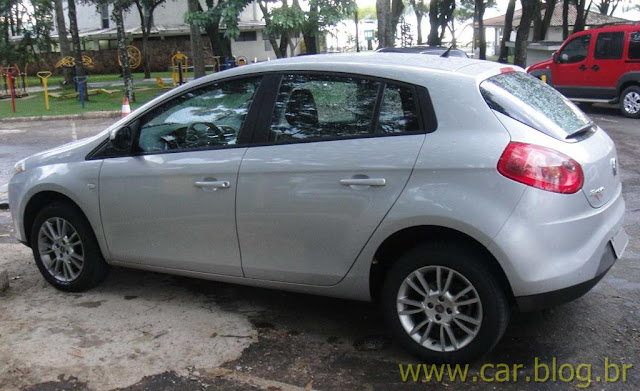 Fiat Bravo Essence 1.8 16V 2012