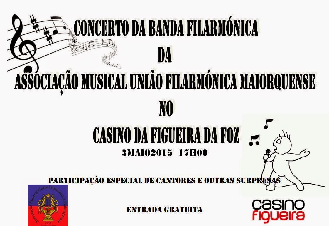Concerto da Banda Filarmónica da AMUFM