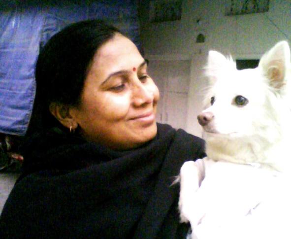 --->--->श्रीमती जानकी पुरुषोत्तम मीणा जिनका 08 अप्रेल, 2012 को असमय निधन हो गया!