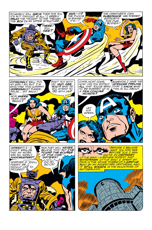 Captain America (1968) Issue #209 #123 - English 10
