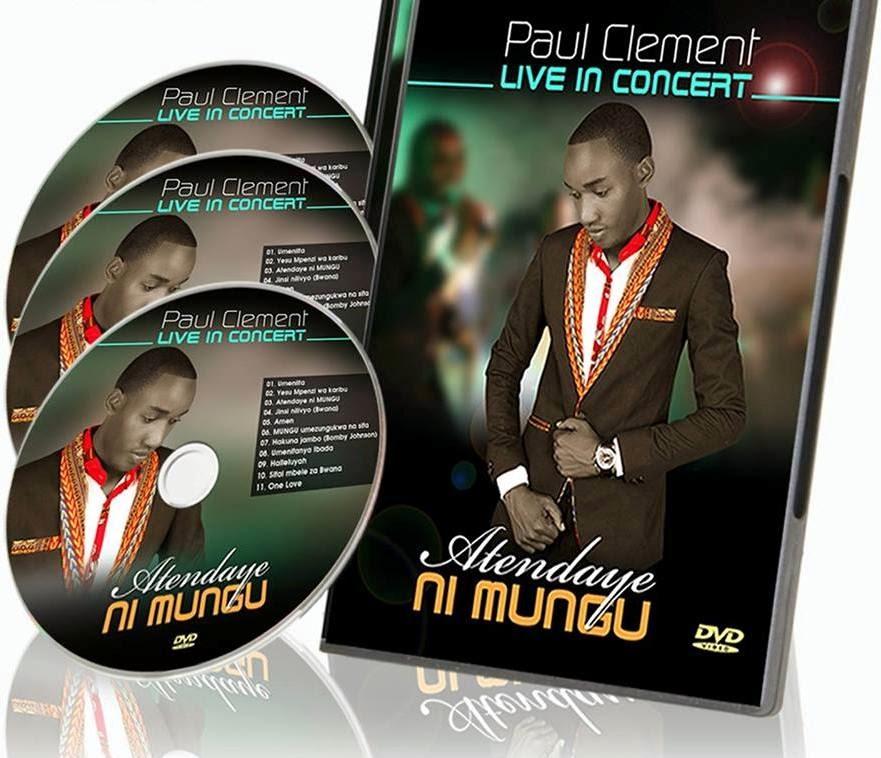 Atendaye ni Mungu - Paul Clement