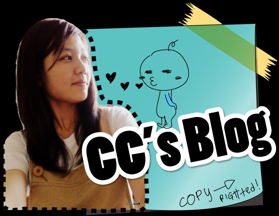 CC's Blog