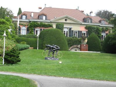 Muzeul olimpic, Lausanne, Elvetia
