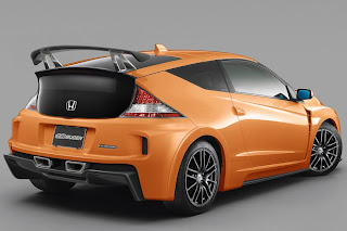 2011 Honda CR-z by Mugen