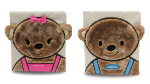 Tiny Bear's Bible by Sally Lloyd-Jones