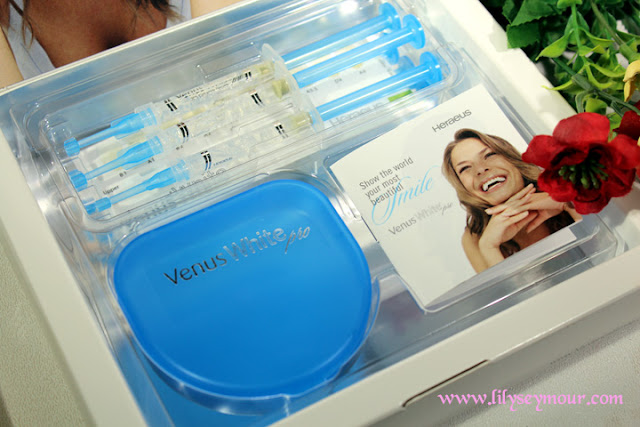 Venus White Pro Teeth Whitening Kit