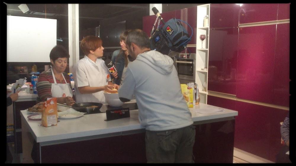 Prueba taller de cocina para celiacos en teruel for Taller de cocina teruel