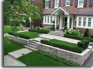 Toronto landscaping for Garden design ideas toronto