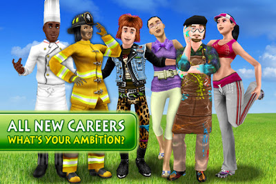 The Sims 3 Ambitions v1.1.10