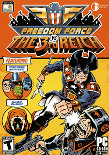 Freedom Force vs The 3rd Reich | PC Game