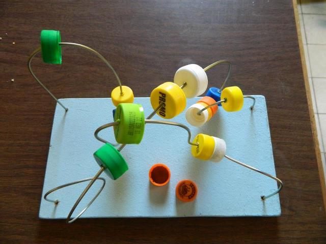 Espacio l dico exploratorio juguetes caseros para for Casa de juguetes para jardin