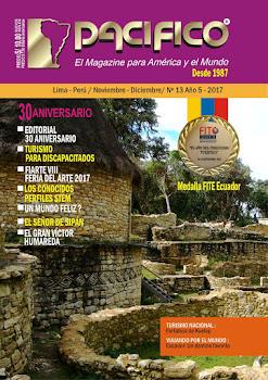 Revista Pacífico Nº 13  /  2017