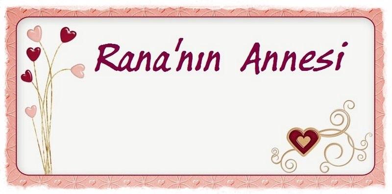RANANIN ANNESi