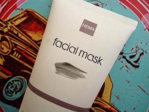 [Hema] Le masque hydratant