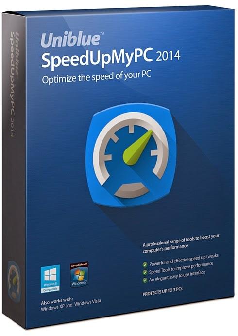 Uniblue SpeedUpMyPC 2014 / 6.0.4.2 Full