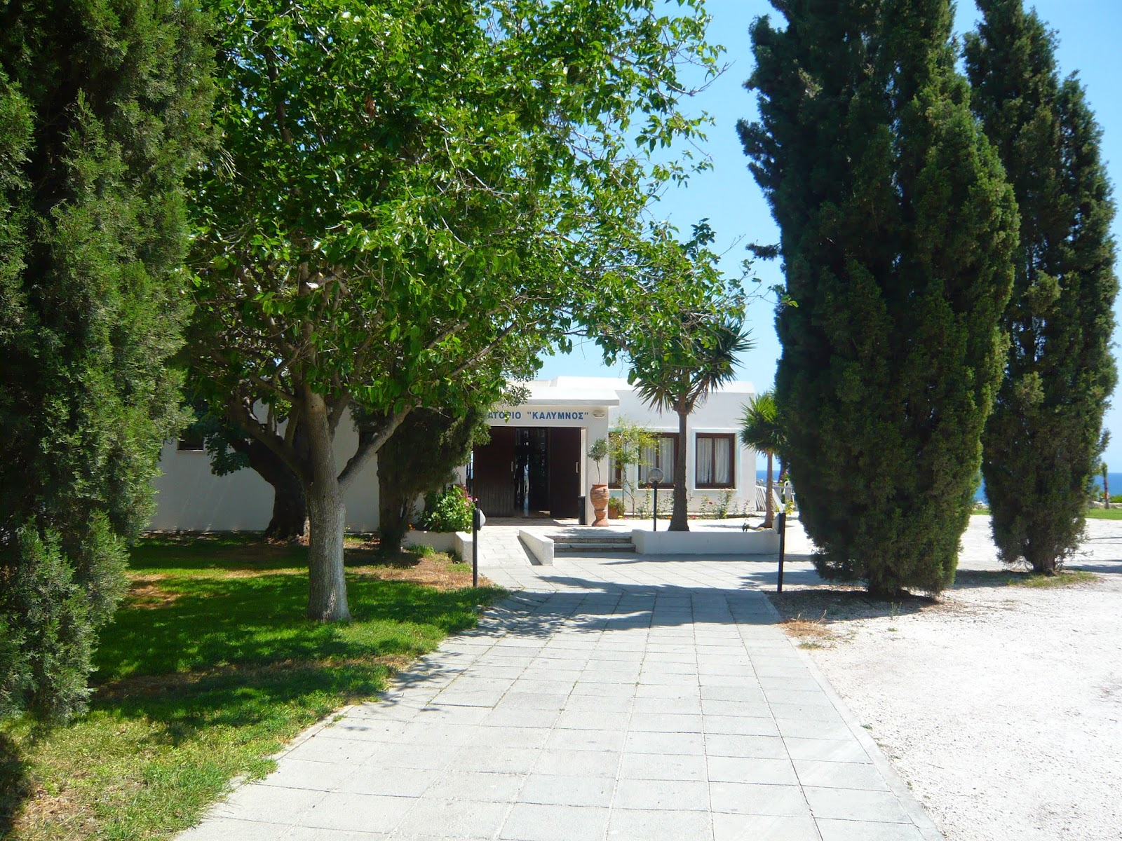 Kalymnos Restaurant Governors Beach