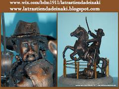 Escultura Ecuestre Madelman