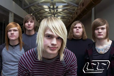 These hearts - Forever Ended Yesterday 2011 Band members
