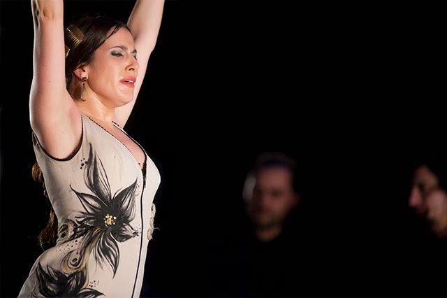 Guadalupe Torres - Teatro Tomas y Valiente (Fuenlabrada) - 21/3/2015
